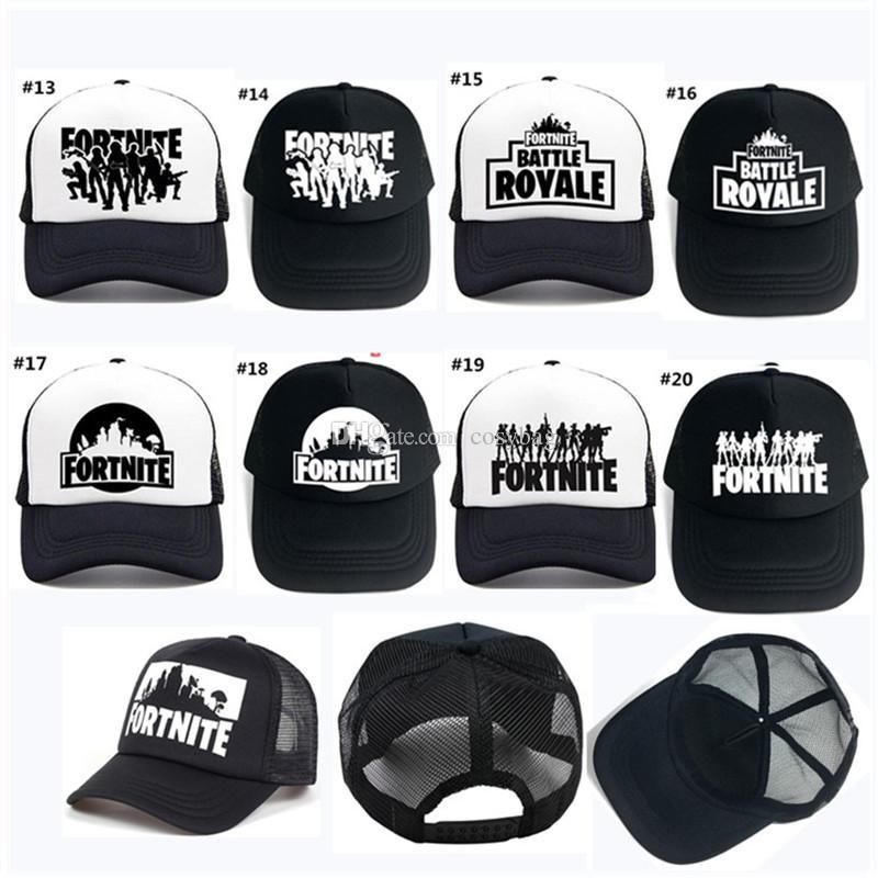 91117eb9efd77 20 Style Battle Royale Baseball Caps Fashion Women Men Mesh Breathable Snapback  Cap Unisex Adjustable Sport Hats Dad Hat Bone Caps For Men Custom Baseball  ...