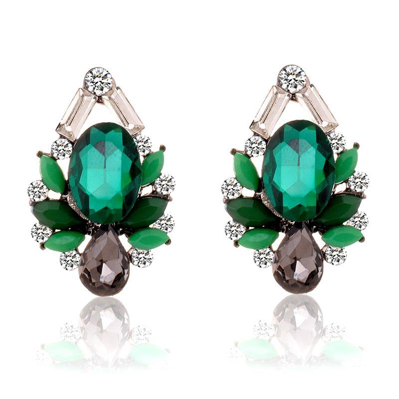 Bohemian Water Drop CZ Crystal Stud Earrings for Women Elegant Wedding  Party Costume Fashion Indian Jewelry Brincos Bijoux Gift JEWELRY Earring  Gift Online ... 41db5fd5e14d