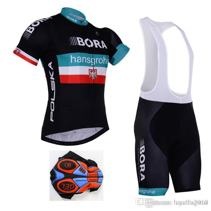 c4e72b5a6 2017 Bora Cycling Jersey Shorts Set Man Ropa Ciclismo Hombre Sport Cycling  Clothing Summer Mtb Bike Maillot Ciclismo Bicicleta Wear C2404 Motorbike  Clothing ...