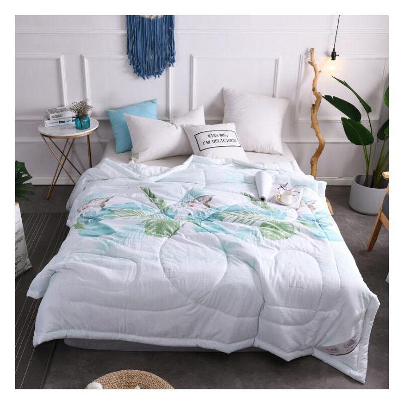 Matrimonio Bed : King size bed spread silk blanket queen new fabric quilting duvet