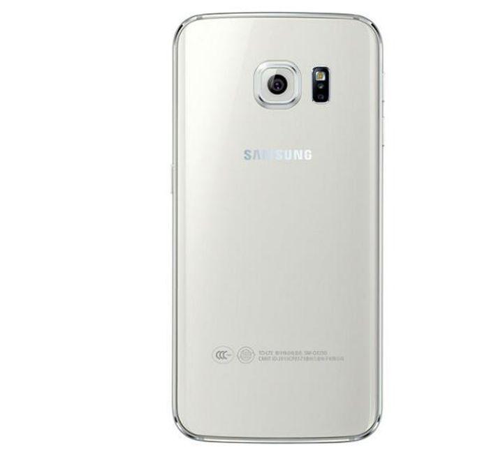 Original 5.1inch Samsung Galaxy S6 S6 edge 4G Android 5.0 G925A G925T G925V G925P G925F Octa Core 3GB/32GB Unlocked Refurbished Cell Phones