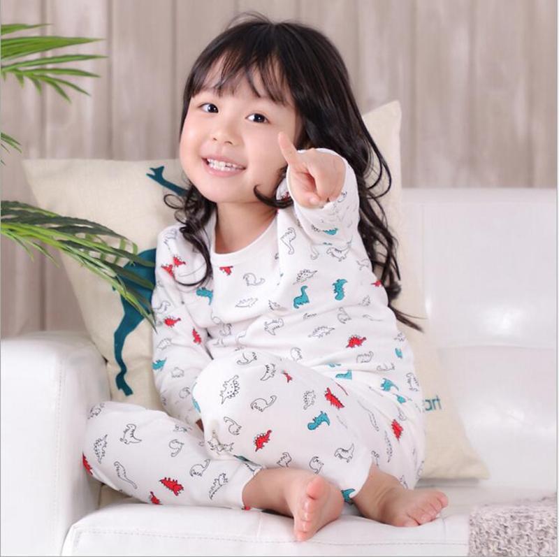 ecddf0a5e Compre Crianças Pijamas Define Meninos Meninas Conjuntos De Roupas Para  Casa Projeto Dos Desenhos Animados Cottton Conjunto De Roupas Crianças  Roupas De ...