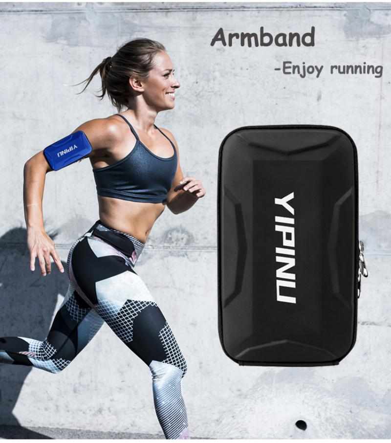 Bestsale running arm pouch for mobile phone holder waterproof sport belt bag phone hand holder running mp3 armband bag
