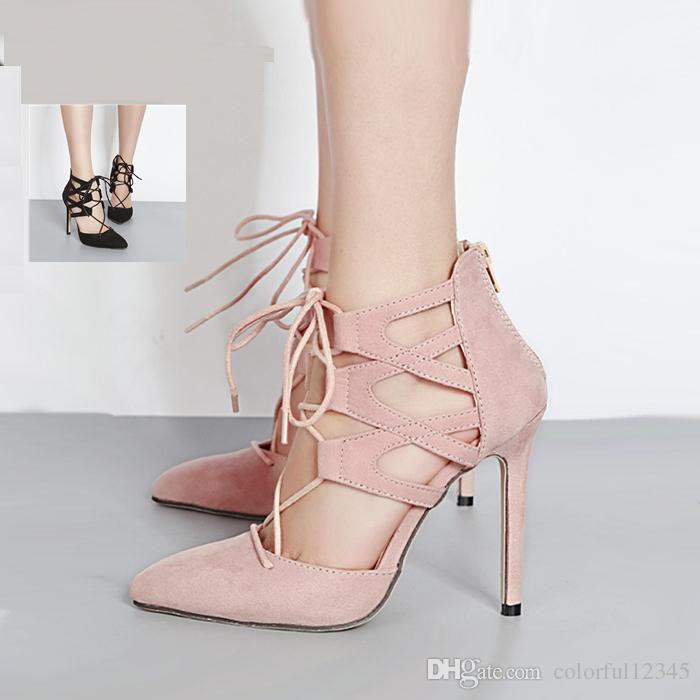 MARCIE: Sexy pink pumps