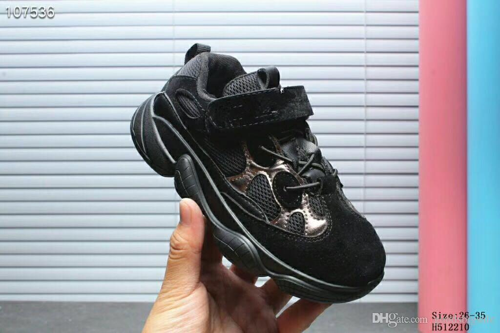 5a285239412cfd Kids 500 Blush Triple Black Supermoon Super Moon Yellow Desert Salt 3M  Das S Sports Running Shoes DMX Kids Trainers Girls Clunky Shoes Childrens  Designer ...