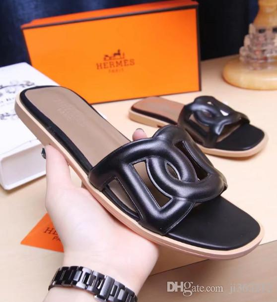 6d2feb8c49f628 Large Size 45 Casual Flats Sweet Flamingo Slippers Women Summer ...
