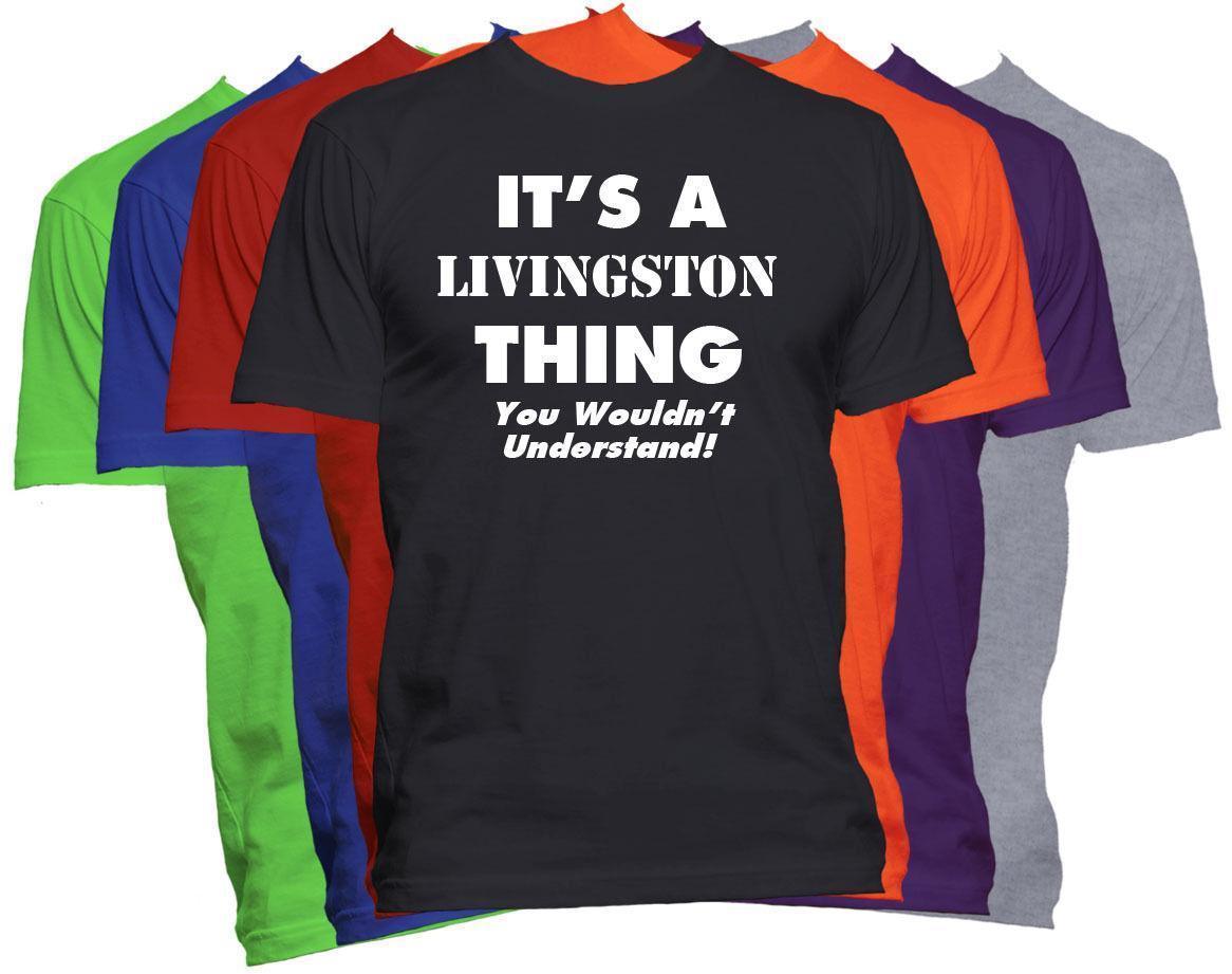2d431cbc5c LIVINGSTON Last Name T Shirt Custom Name Shirt Family Reunion Tee S 5XL Tee  Shirts Online Shopping T Shirts Shop Online From Liguo0053, $15.53|  DHgate.Com