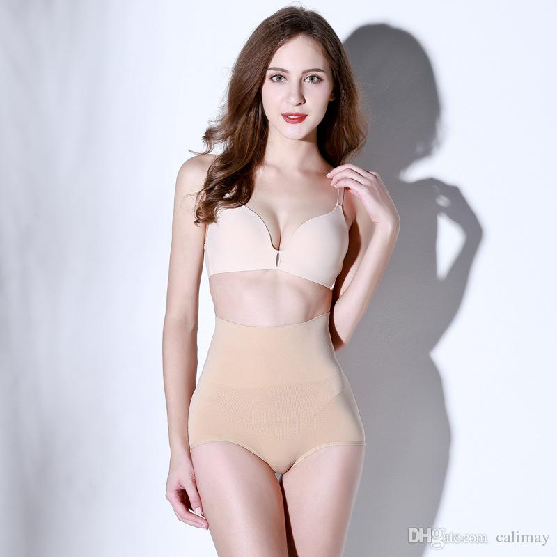 7a4315d1a9be0 Fashion Womens Shapewear Panties Bodysuit Body Shaper High Waist ...