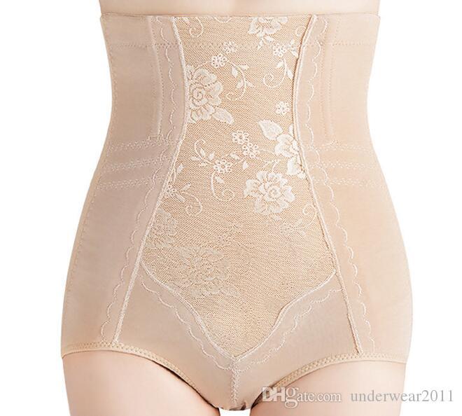 M-5XL Pluse размер высокой талией женщины для похудения управления трусики Body Shaper Butt Lift с животиком управления нижнее белье Корректирующее белье краткое 2018 A133