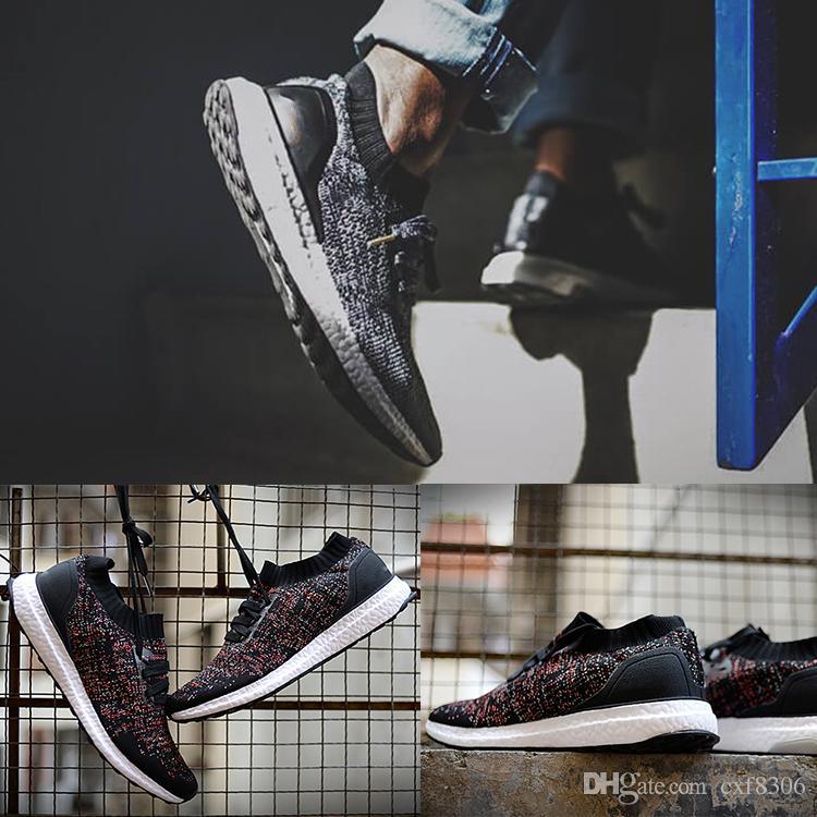 6c5e233f6b9 2018HOT SALE Designer Shoes Ultraboost Uncaged 4.0 Running Shoes 4.5 ...
