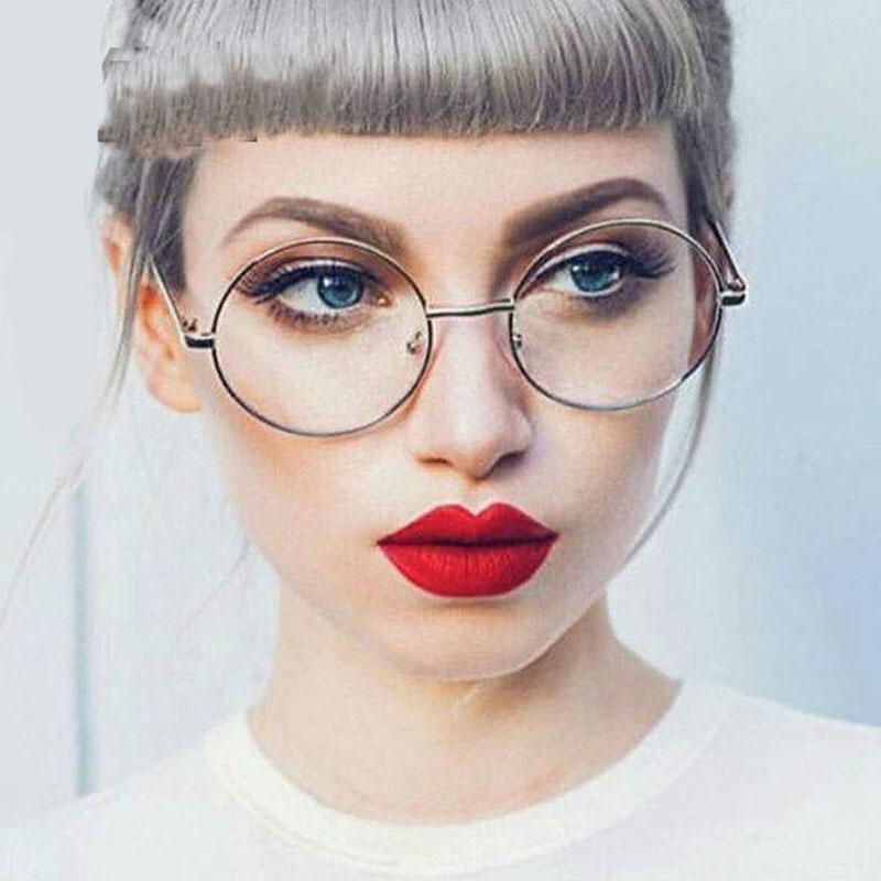Classic Round Clear Lens Nerd Frames Women Fake Glasses Eyeglasses  Spectacle Frame Vintage Circle Eyewear Transparent Oculos UK 2019 From  Dyaccessory 81b27959b5