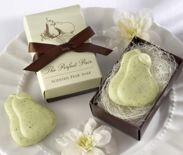 mini scented soap wedding gift savon party souvenirs for guest 1st