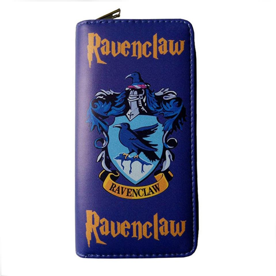 2017 New Movie Magic Harry Potter Long Men Wallets Day Clutch Women Coin Purse Leather Wallets Money Card Holder bolsas feminina