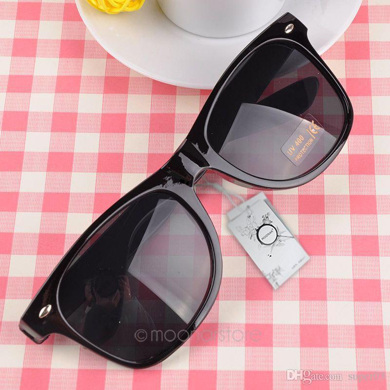 Compre 2018 Nova Moda Cor De Açúcar Elegante Fresco Mulheres Homens Óculos  De Sol De Plástico Moldura Retro Unisex Óculos De Sol 8 Cor Drop Shipping  De ... a9a458eb37