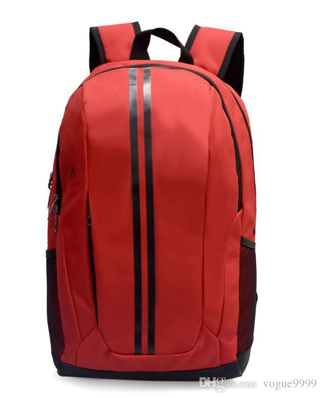 e4f19b5799d 2018 New ADIDAS Backpacks Fashion Brand Name Travel Bag School Backpacks  Big Capacity Tote Shoulder Brand Name Bags Sport Backpacks Travel Backpacks  Casual ...