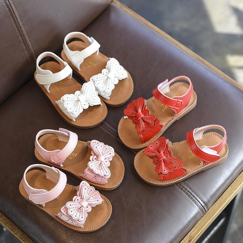 Großhandel 2018 Sommer Neue Muster Mädchen Sandalen Baby Schuh 1 3 ...