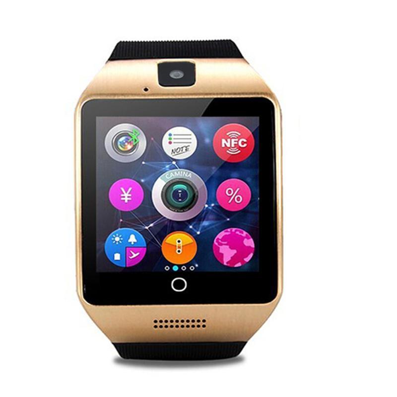 53750add077 Smartwatch Q18 VS X6 Wearable Device MTK6261D Anli Lost Smart Watch Men  Women For Xiaomi Huawei Vivo Sony Oppo Phone Wristwatch Best Smart Watch  From Ohnny