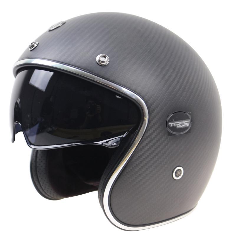 Lightweight Motorcycle Helmet >> Professional Light Weight Bike Helmet Dot Ece Approved Carbon Fiber Motorcycle Helmet Torc V587 Series Chopper Bike