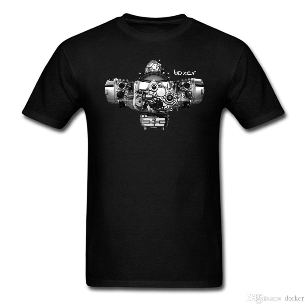 uiterst stijlvol nieuw kopen gedetailleerde afbeeldingen Boxer Motor R1200GS R Adventure T-Shirt Mannen En Vrouwen T-shirts Grote  maten-XXXL