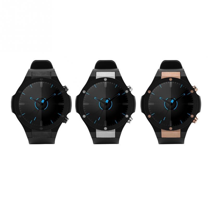 8938a8696 Microwear H2 android ios 1G+16GB Smart watch 1.39 inch mtk6580 SmartWatch  phone 3G wifi GPS 5M heart rate nano SIM GSM WCDMA