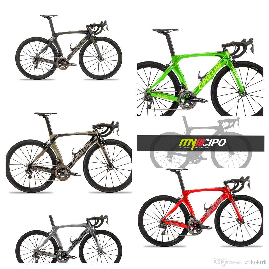 Cipollini Rb1k The One Negro Shiny Rahmenset 2018 Marco De Bicicleta ...