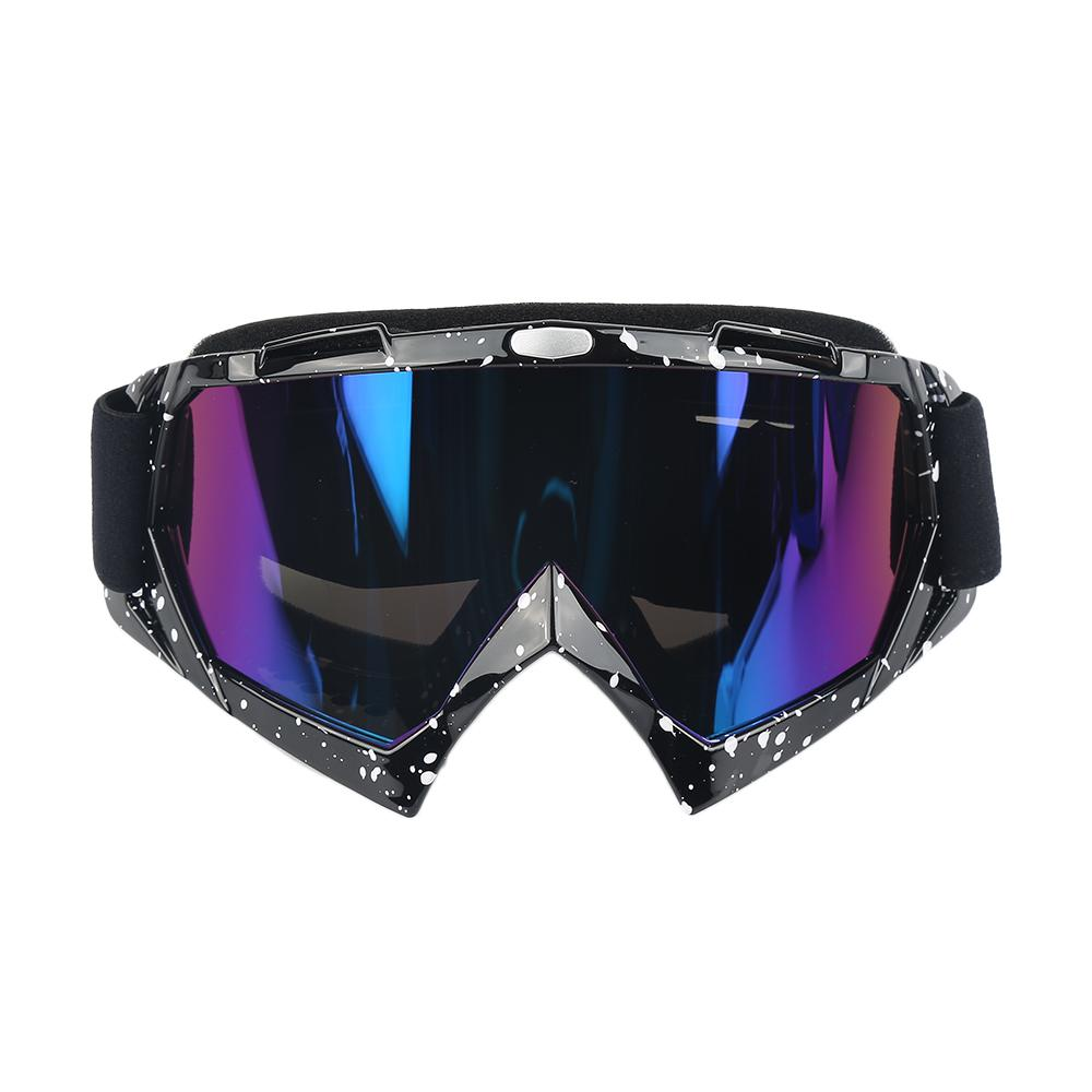 24dda6d195a New Motocross Goggles Eyewear Lens Motocross Racing ATV Dirt Bike  Motorcycle Off Road Pink Motorcycle Goggles Polarized Goggles Motorcycle  From ...