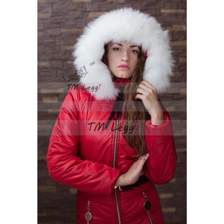 eb8769a968c3 2019 Women Down Jackets Winter Girl S Bodysuits Down Snow Wear Female  Jumpsuits With Large Natural Fur Cap From Fkansis