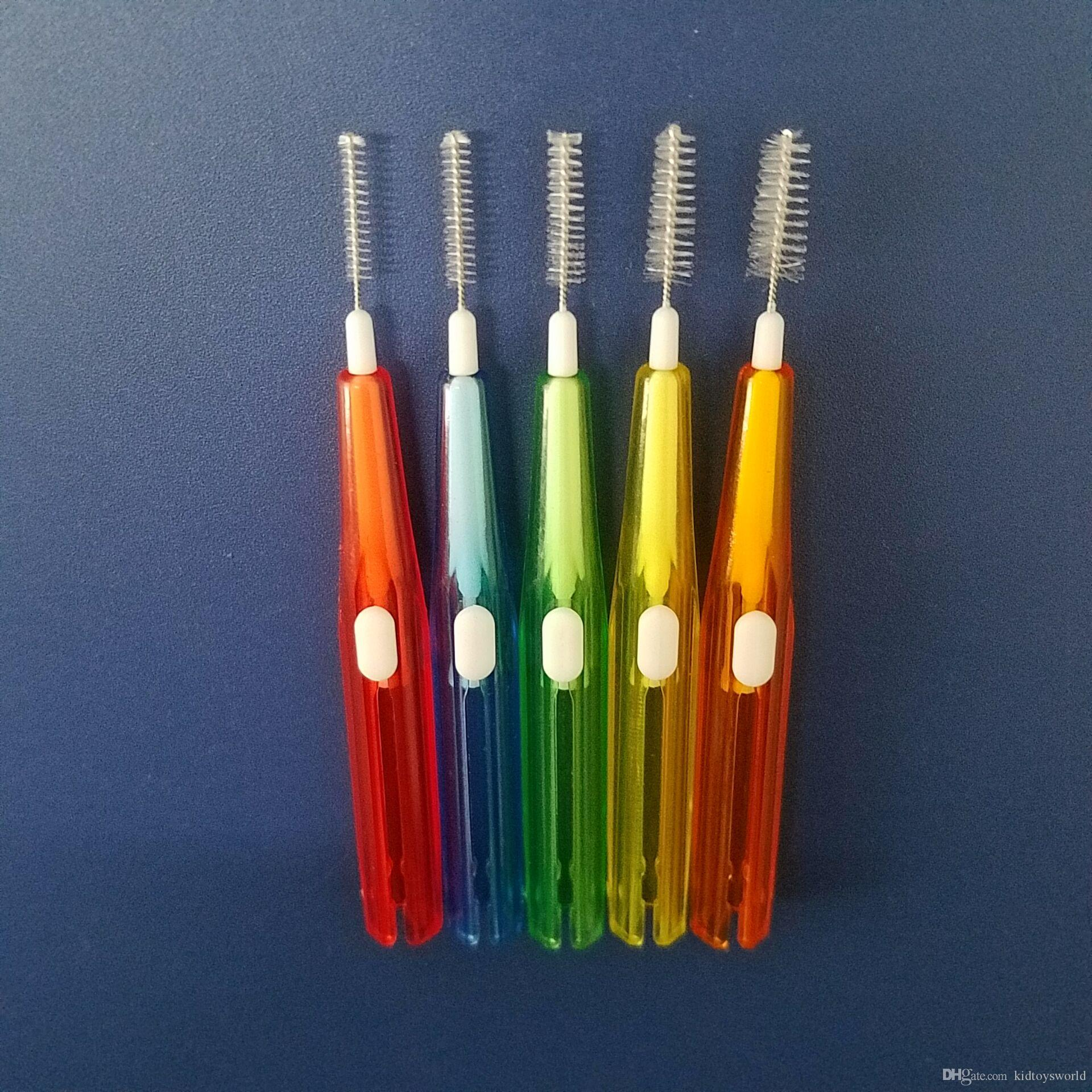 /blister card Floss Brush with customized package Interdental Brush Toothpick Tooth Pick Brush