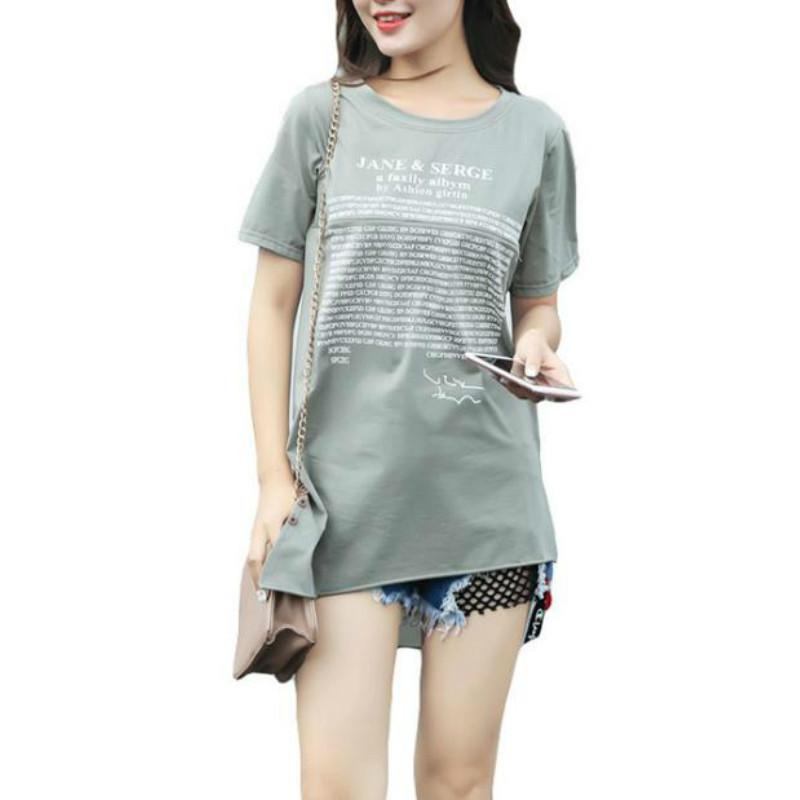 c591c628d9cea Maternity Nursing Tees Breastfeeding T Shirt Clothes For Pregnant Women  Summer Cotton Pregnancy T Shirt Tops 2018 Letter Print Design And Buy T  Shirts Tee ...