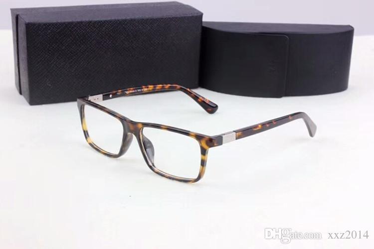 d35775593d4 Brand 0PR06SV New unisex quality pure-plank frame prescription glasses  54-16-140 with elastic temple original case OEM factory price