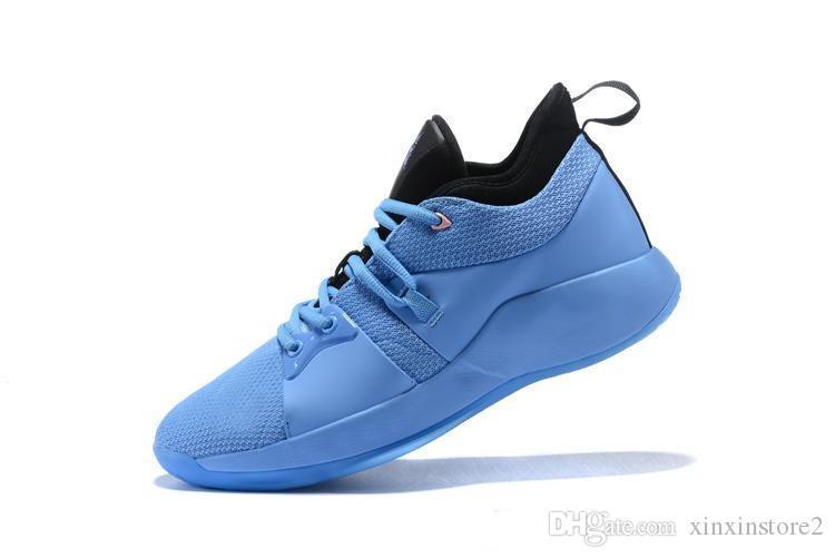 5a7c1c931a080d Acheter Nike The Bait II Taureau Paul George PG 2 Chaussures De Basket Ball  OKC Accueil PG2 2S Hot Punch Mamba Mentalité Pure Chaussures De Sport En  Platine ...