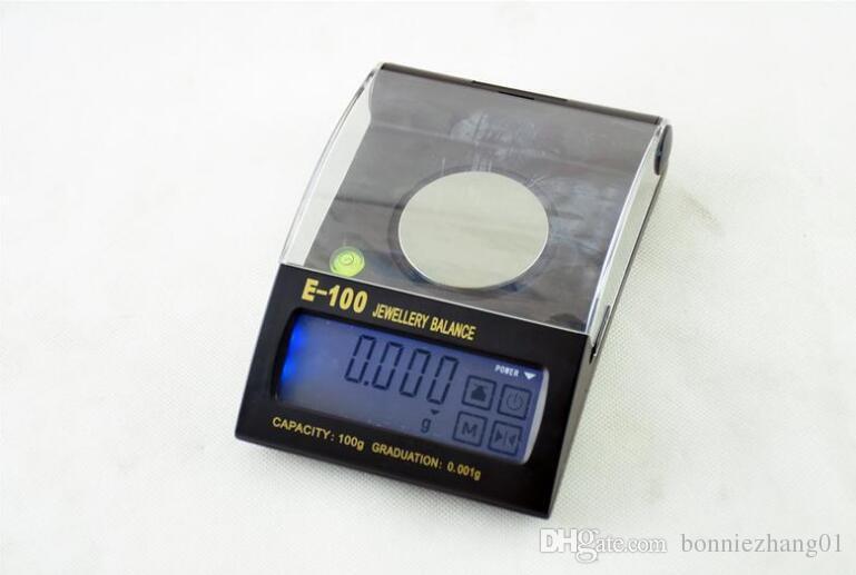 100 جرام x 0.001 جرام شاشة اللمس وزن الرصيد مقياس مختبر التحليلي ميزان رقمي مجوهرات الذهب مقياس الدقة الالكترونية