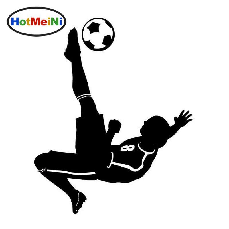 Compre Estilo Do Carro Por Atacado Moda Futebol Esportes Etiqueta Do Carro  Decalque Acessórios De Vinil De Bulangying 62c7f40e051f3