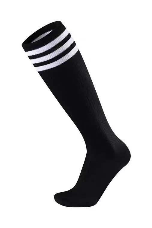 837dbddc8 Football socks long tube over the knee men s thin section adult sports socks  wicking non-slip socks