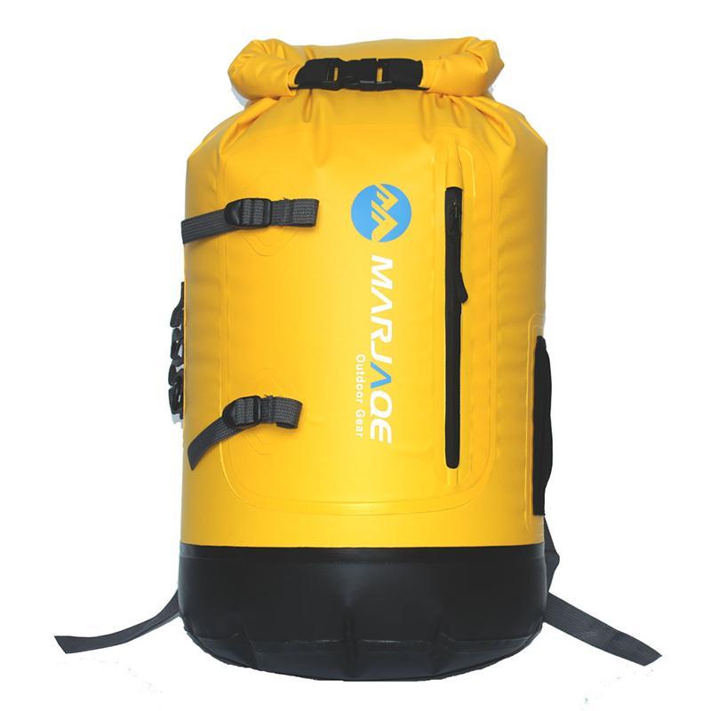 28L Outdoor Backpack PVC Waterproof Dry Bag Durable Diving Floating ... 366da6a6da67d