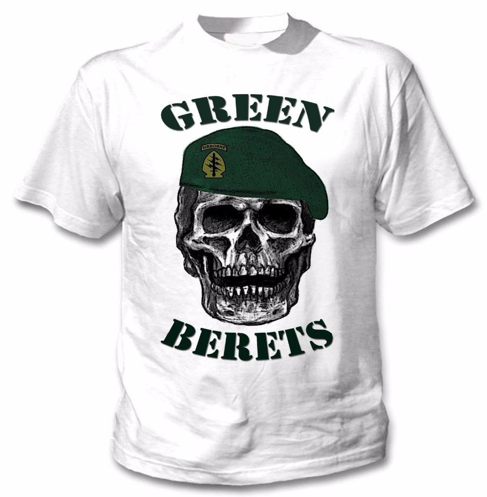 T Shirts For Printing Green Berets Usa Special Forces New Amazing