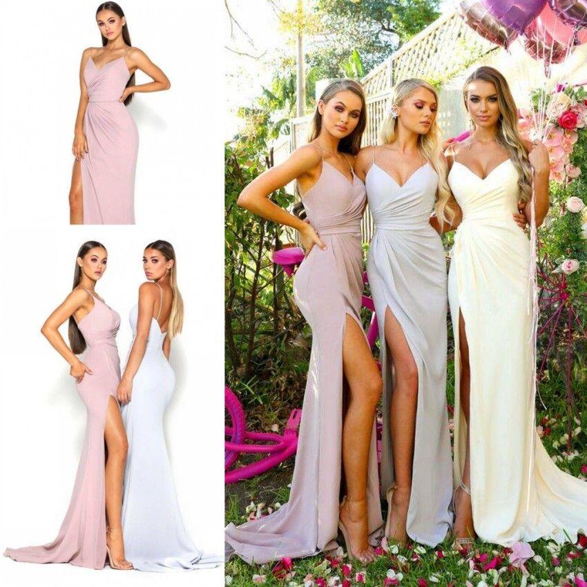 Vestidos de fiesta jardin 2019