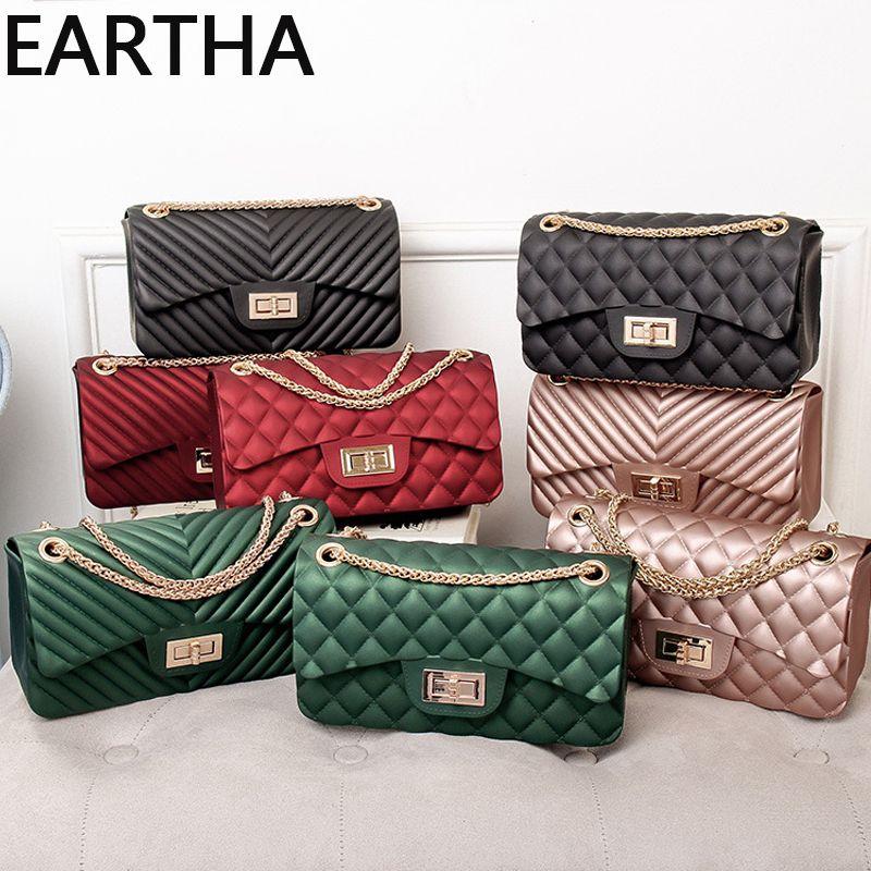 c8da39170903 Famous Brand Leather Messenger Bags Luxury Shoulder Bag Quilted Designer  Handbags Women Pink Bag Vintage Small Crossbody Bags Designer Handbags On  Sale ...