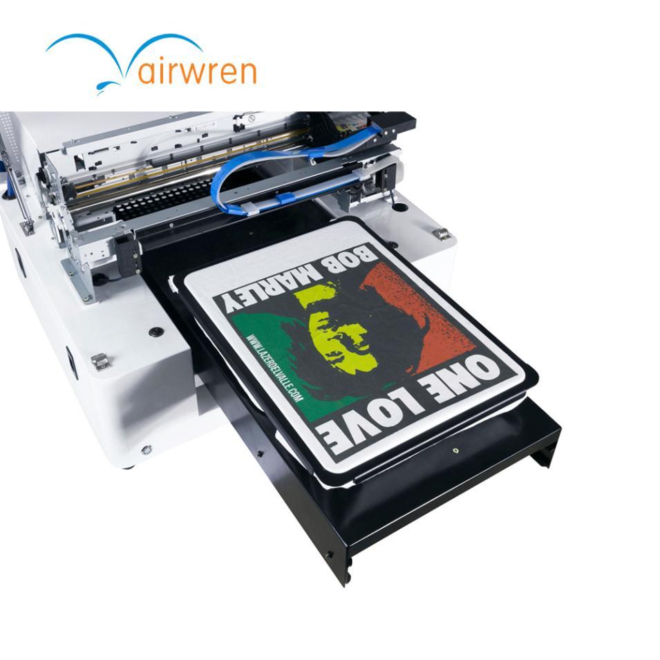 New Advanced A3 Size T Shirt Printer Textile T Shirt Printing