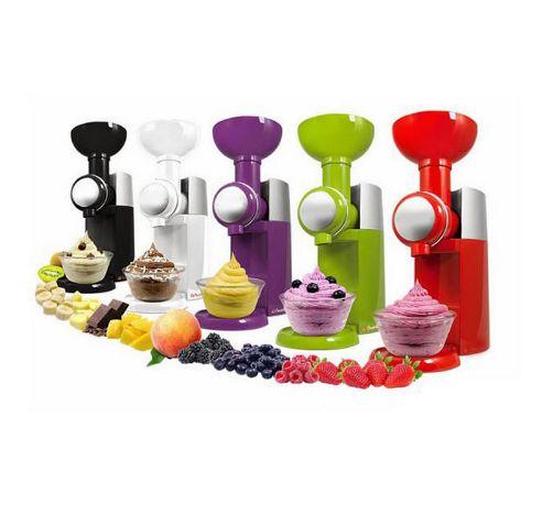 Obst Eis Maschine Kinder Home Automatische Diy Mini Mini Eismaschine Eis Maschine Kühlschränke Und Gefriergeräte Eismaschinen