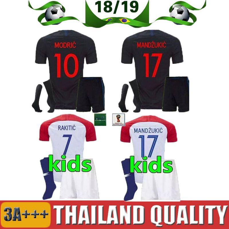 ba17874f6fd Luka Modric Jersey Croatia Away – Idea di immagine del giocatore
