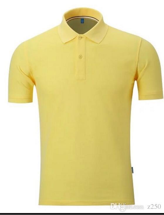 2016 estate ricamo Cavallo Polo uomo 100% cotone polo Camicie uomo manica corta Camicie casual uomo Solid Pony Camisa Camicia Tee