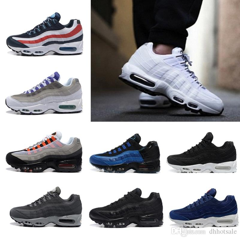 2018 Fashion Air cushion ultra 95s men's Running Shoes OG mans Sports Sneakers free shipping Eur size 40-45 cheap shop for discount cheap original for sale buy cheap pay with paypal discount Inexpensive irrb1o2a7a
