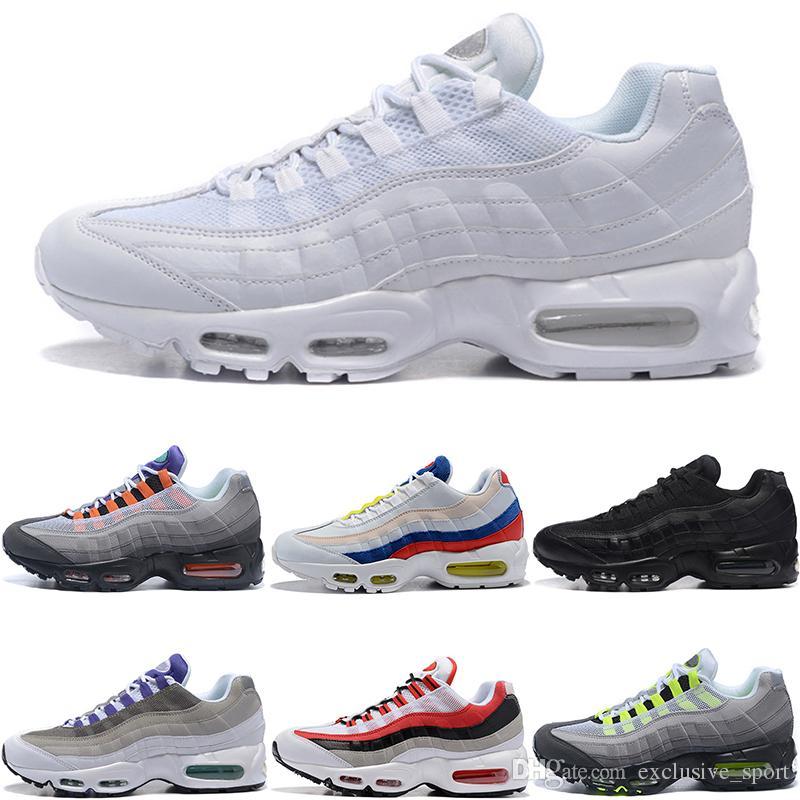 2699a8fa Купить Оптом Nike Air Max 95 Мужчины Женщины 95 95s Что Кроссовки OG ...