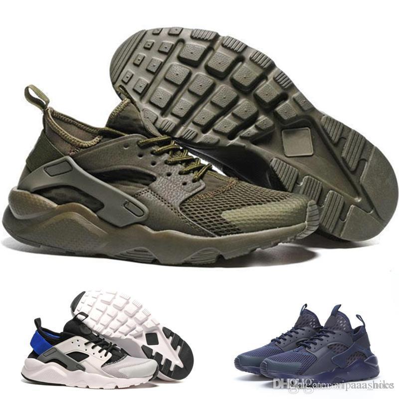 8c0e1113c3f1 2019 New Colors Huaraches 4 IV Casual Shoes For Men   Women