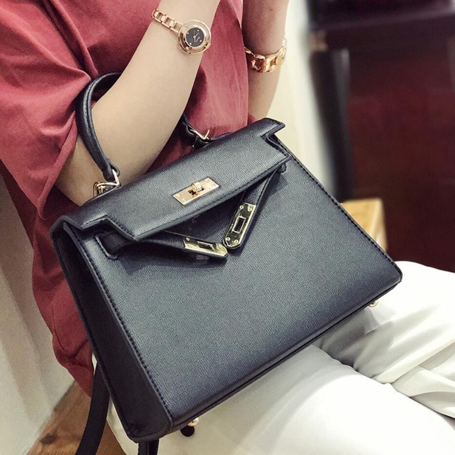 2019 Fashion 2018 New Women Bags PU Leather Handbag Women Large Tote Bags  Ladies Shoulder Bag Handbag Party Purse Ladies Messenger Big Bags Briefcase  ... 669bdf0cabd2b
