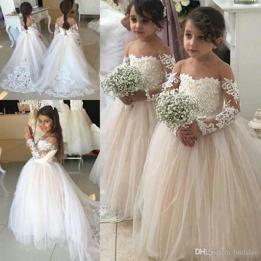 Vestidos de flores para bodas 2019