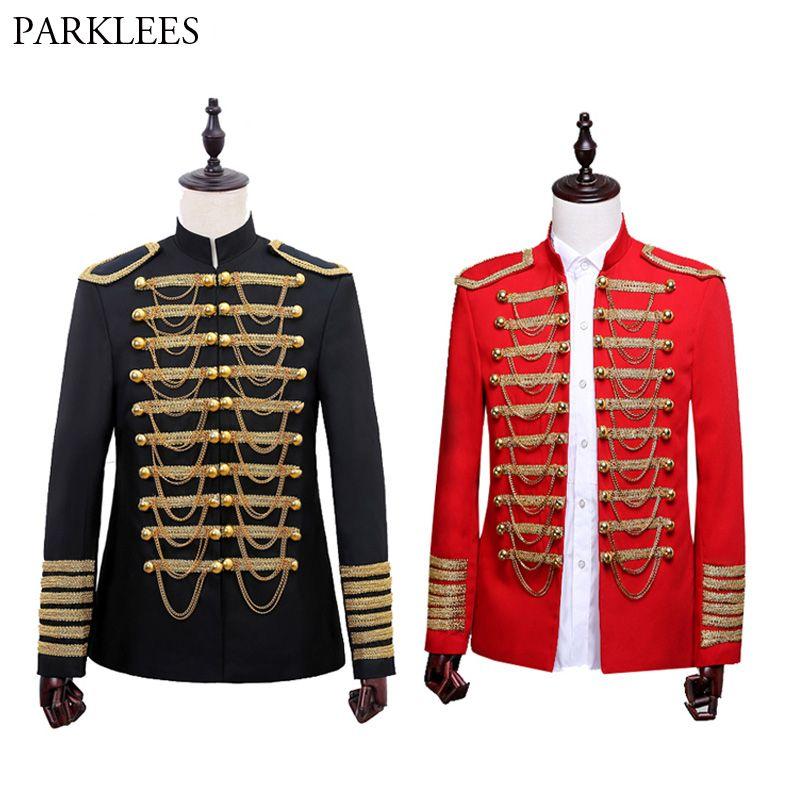 Blazers Bling Bling Men Blazer Mens Burgundy Blazer Sequin Jacket Club Dresses Men Costumes Performance Jacket Man S-3xl