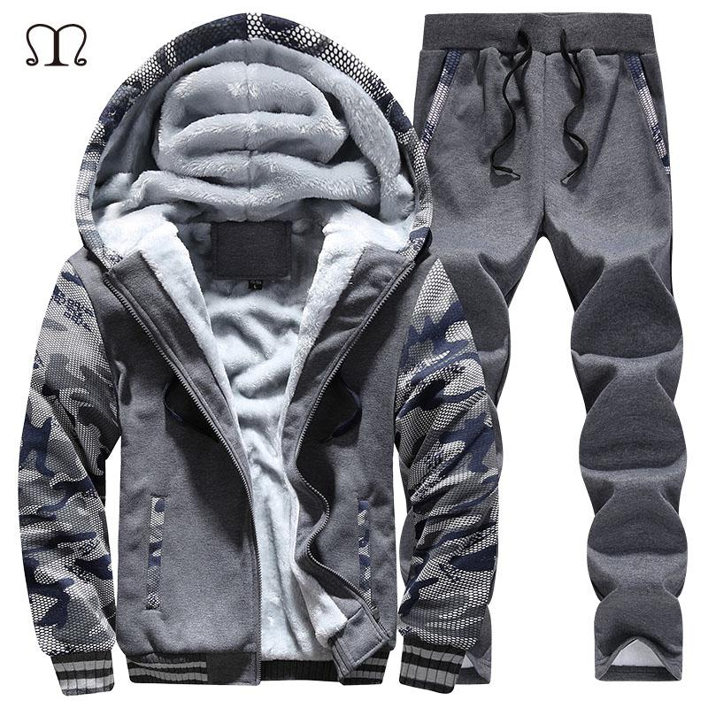 8fb279baeee3 2018 Wholesale Men Jogger Set Brands 2016 New Arrived Xxxxl Hoodies Men  Sweat Suits Fleece Hooded Tracksuit Tops And Pants Plus Size M 4xl  d62  From ...