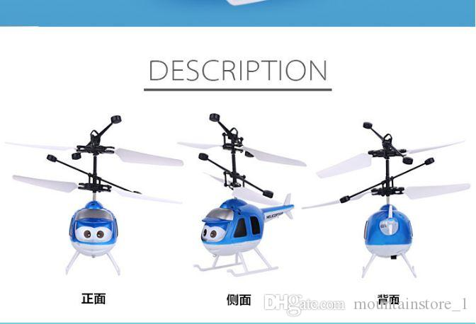 New Arrival Toy Flying RC Flying Ball Multiple models Drone Helicopter for Kids Vouge